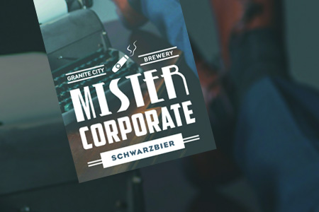 Mister Corporate Schwarzbier Receives Silver Medal Rating!