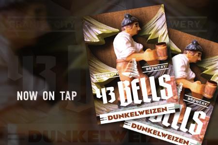 43 Bells Dunkelweizen Now on Tap