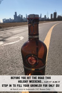 Memorial Day Growler Fill $5 copy